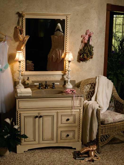 Bertch 24 Bathroom Vanity bath vanities - donovan - bertch cabinets