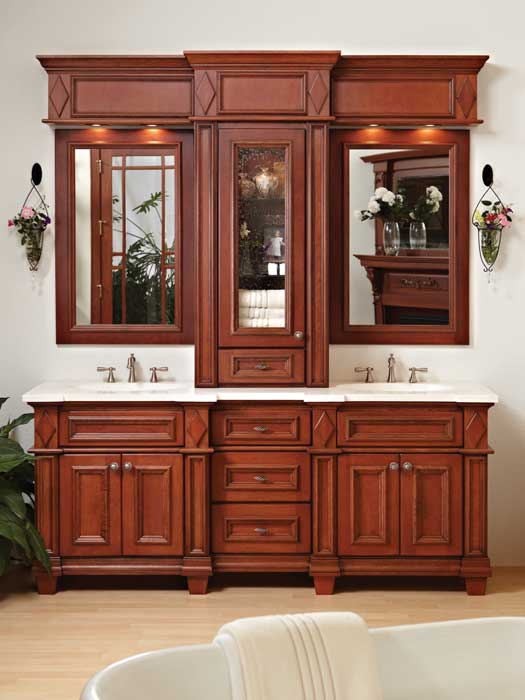 Bath Vanities - Madison - Bertch Cabinets