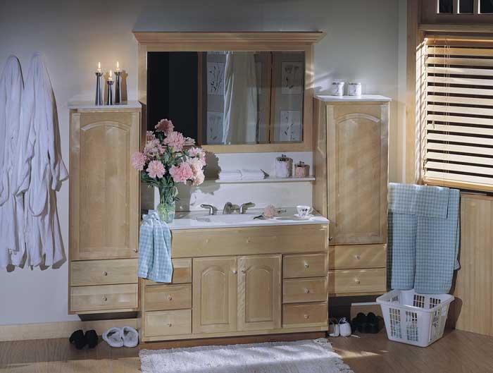 bath vanities romano bertch cabinets