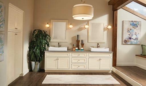 Bath vanities bath cabinetry bertch cabinets - Pictures of vanities in bathrooms ...