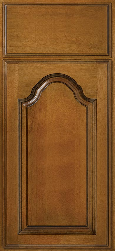 Austin · door style & Kitchen Cabinet Door Styles for Custom Cabinetry - Bertch Cabinets