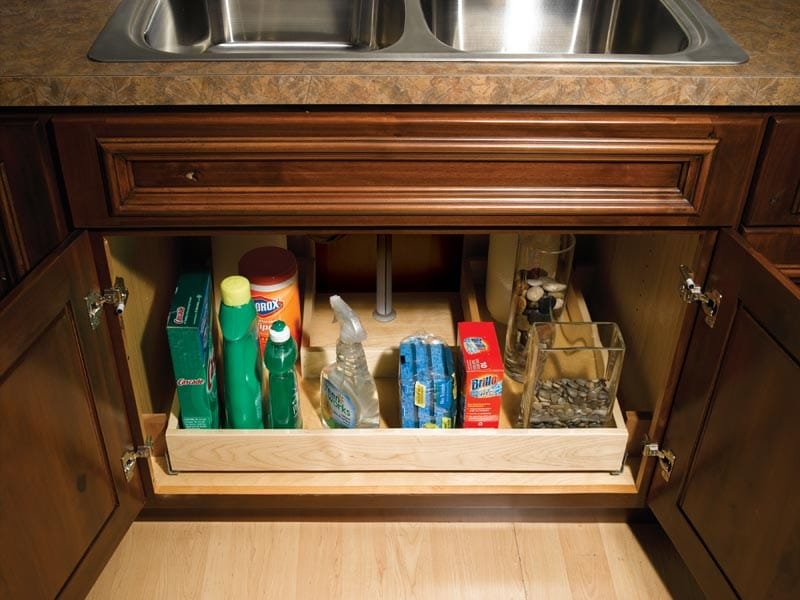 Cabinet Accessories For Custom Kitchen Cabinetry Bertch