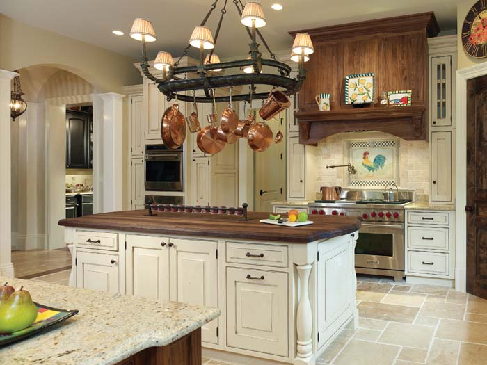Custom semi custom cabinets witham bertch cabinets for Semi custom kitchen cabinets