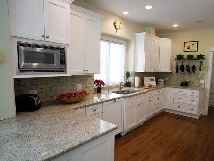 Bertch cabinets for Custom kitchen remodeling