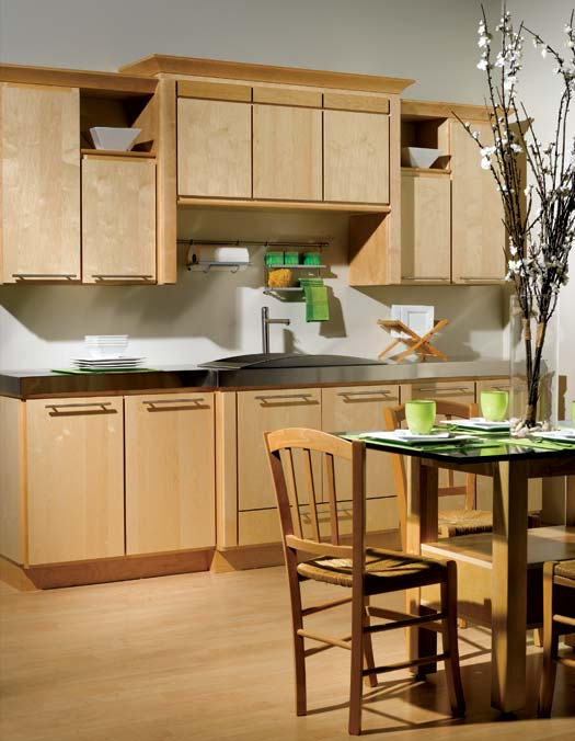 Bertch cabinets for Kitchen cabinets toronto