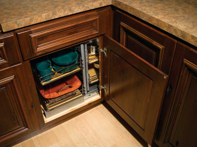 Corner Kitchen Cabinets With Drawers 30 Corner Drawers