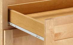 Drawer Box Cabinet Construction Details For Bertch Custom Kitchen Cabinetry