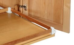 Stock Kitchen Cabinet Roll Trays