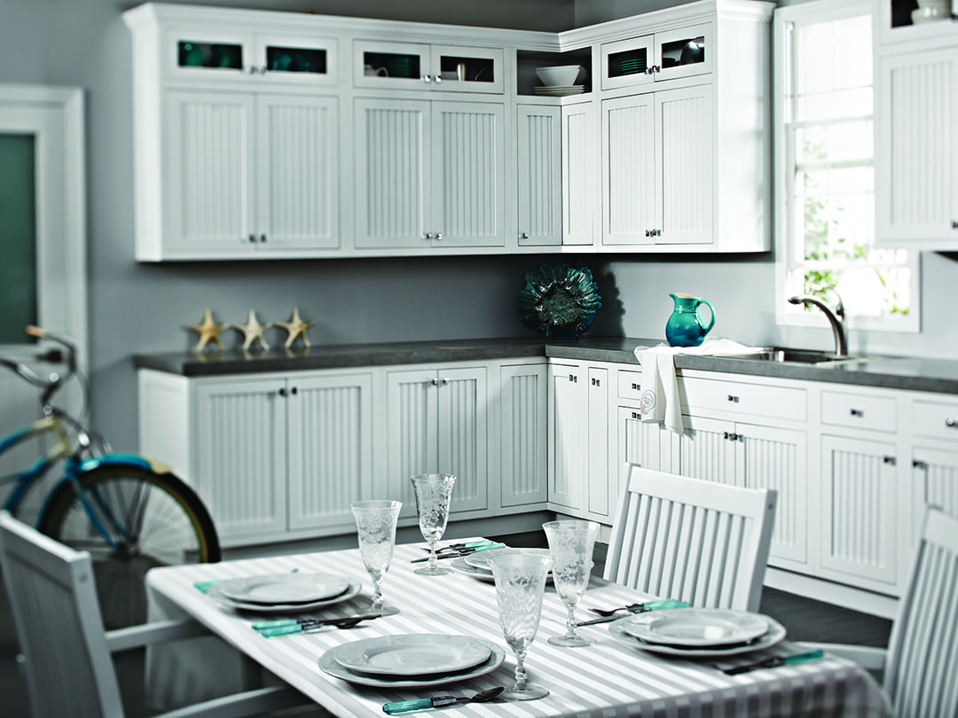 The Secrets to an Updated New England Style Kitchen   Bertch