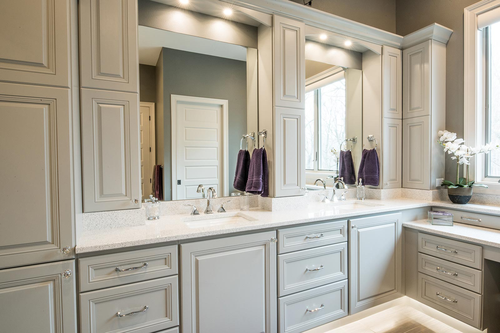 Double Vanity Bathroom Designs