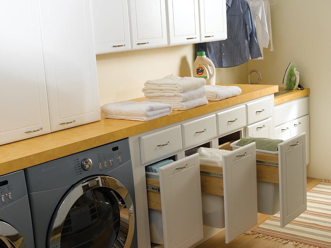 Designing A Space For Your Laundry Mudroom Bertch