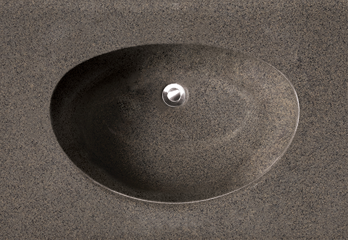 Oval Bowl - Non Recessed