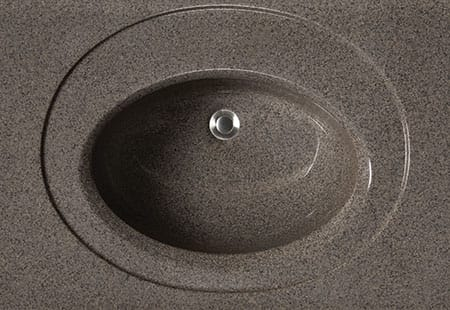 Oval Bowl - Recessed