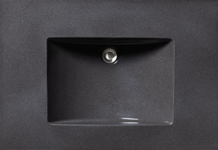 Wave Bowl Vanity Top Bertch Cabinet