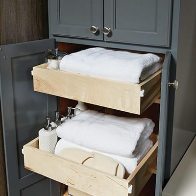 Concealed Drawers