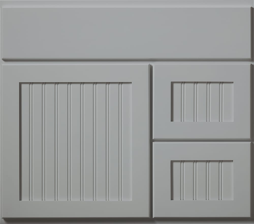 Loft Material Color Combination Bertch Cabinet
