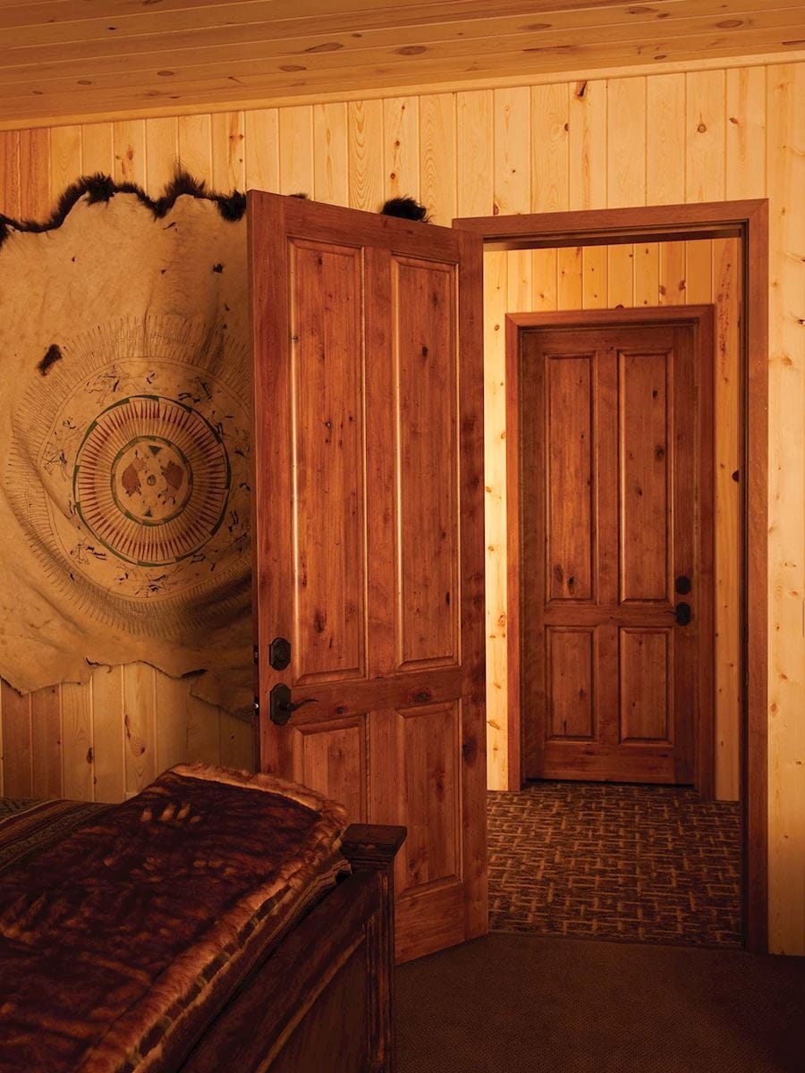 Traditional Series Timbergate Interior Doors Bertch Cabinets