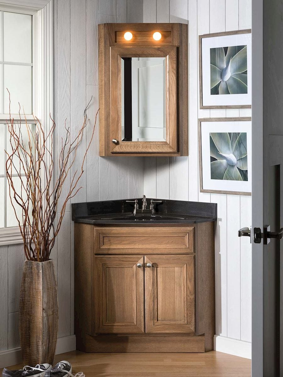 Marcus Bath Style Classic Series Bertch Cabinets