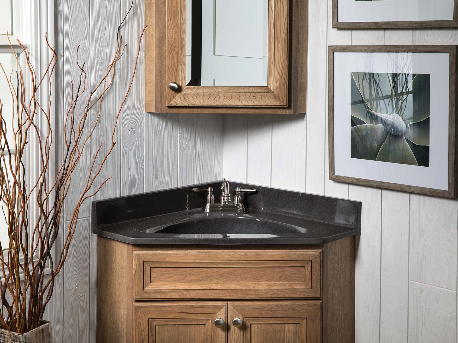 Bathroom Vanity And Cabinet Styles