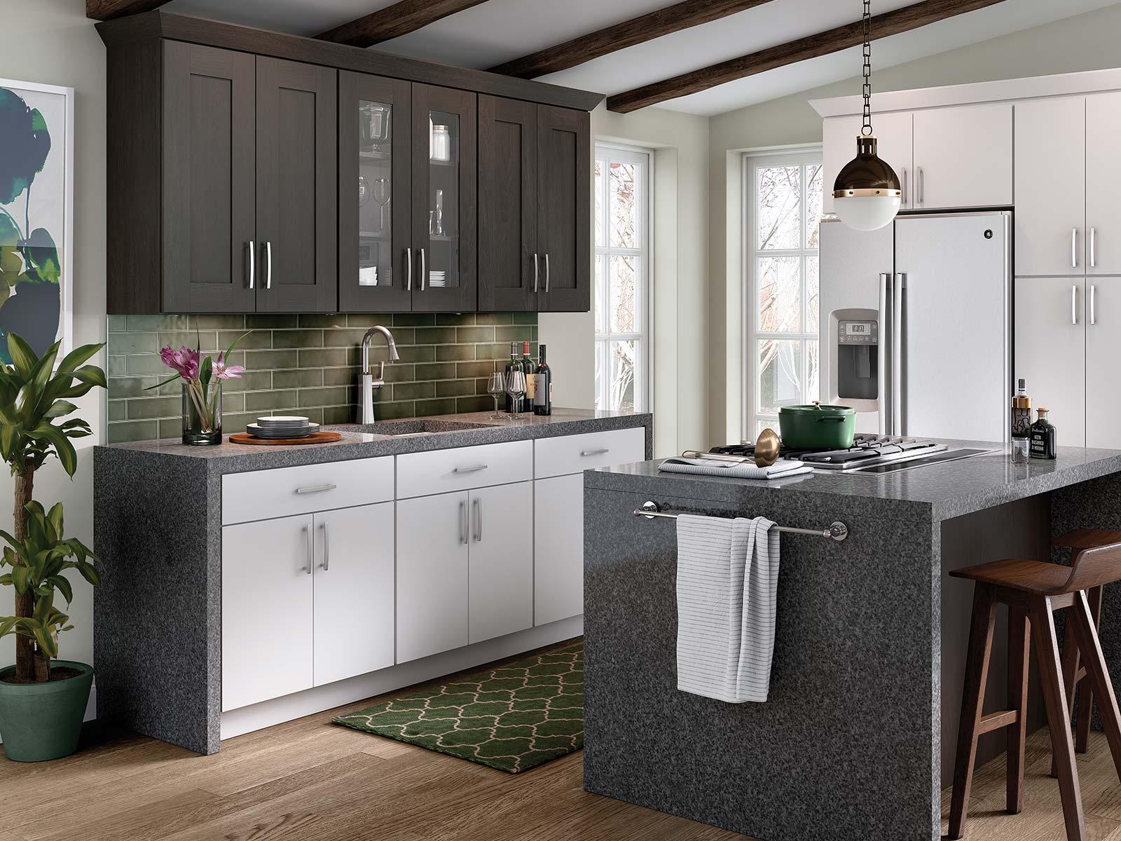 Beautiful Kitchen Island Ideas   Bertch Cabinet Manufacturing