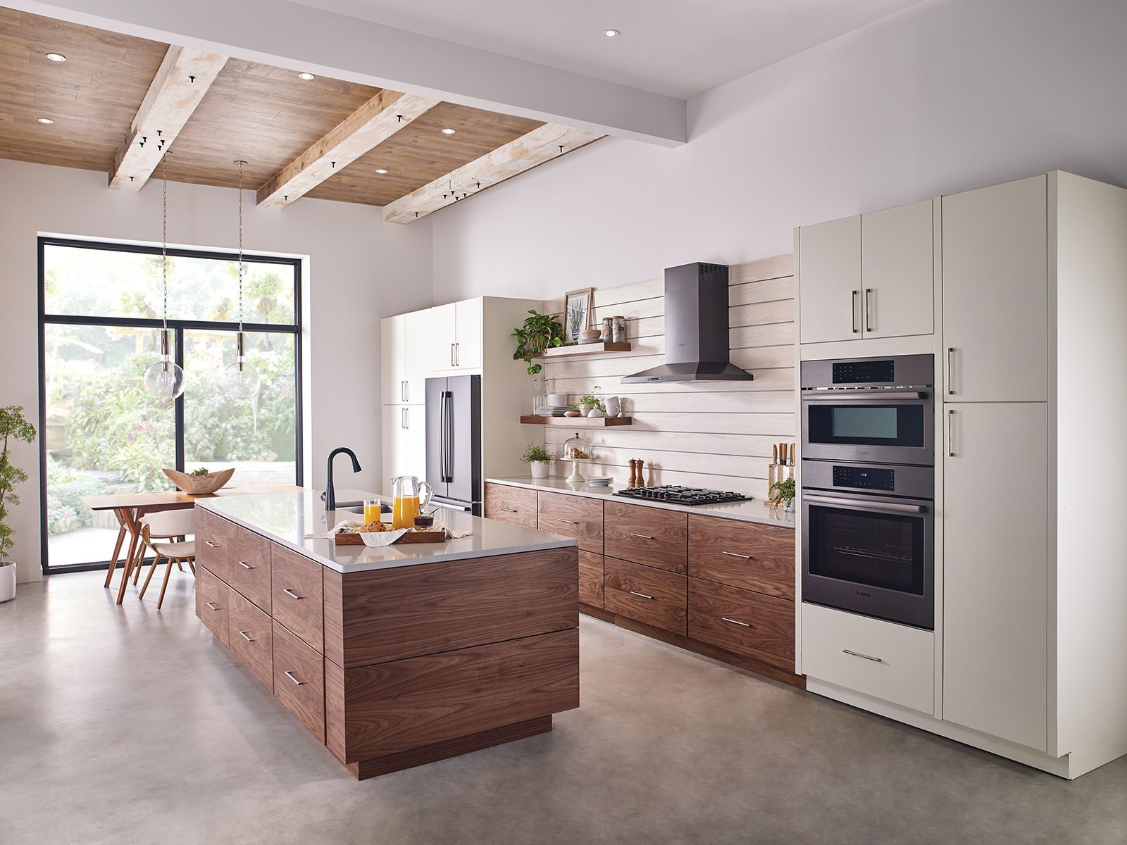 Kitchen Cabinet Woods And Finishes