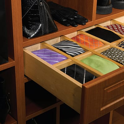 Drawer Organizers Ties
