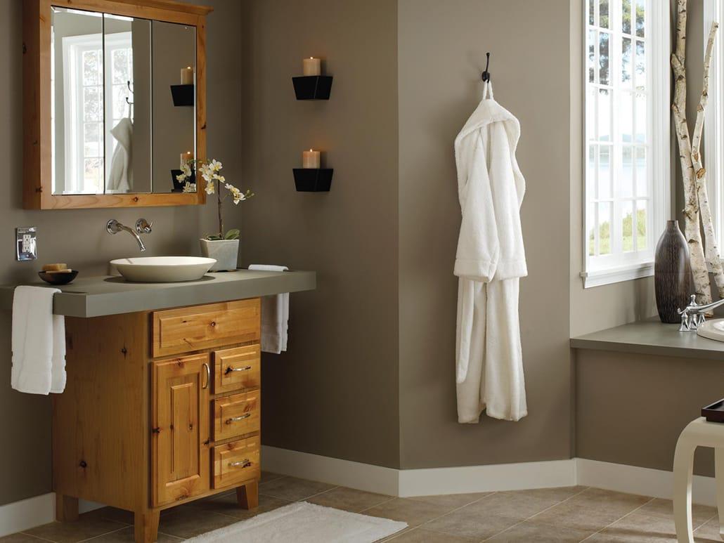 Genial ... Designing A Modern Rustic Bathroom