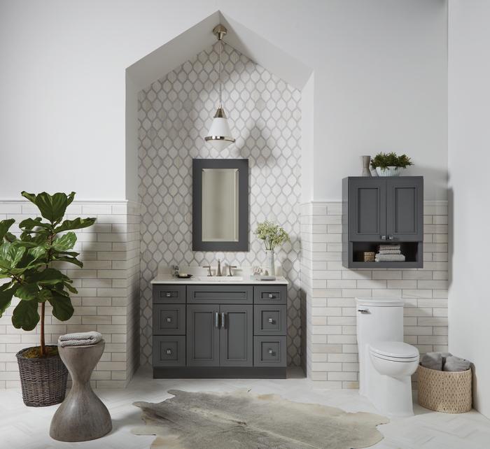 Bathroom Color Schemes - Bertch Cabinet Manfacturing
