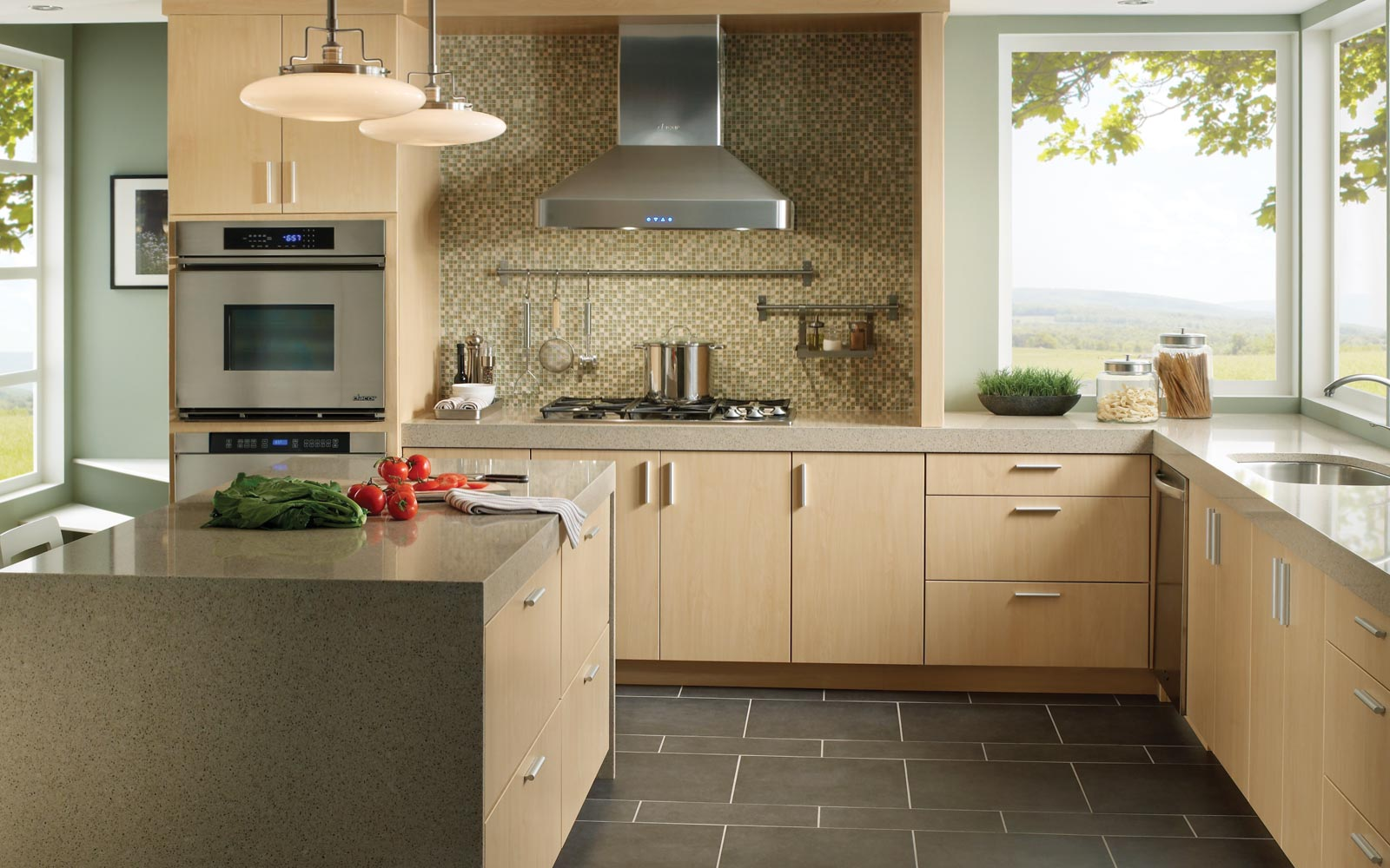 Kitchen Cabinet Door Styles - Bertch Manufacturing